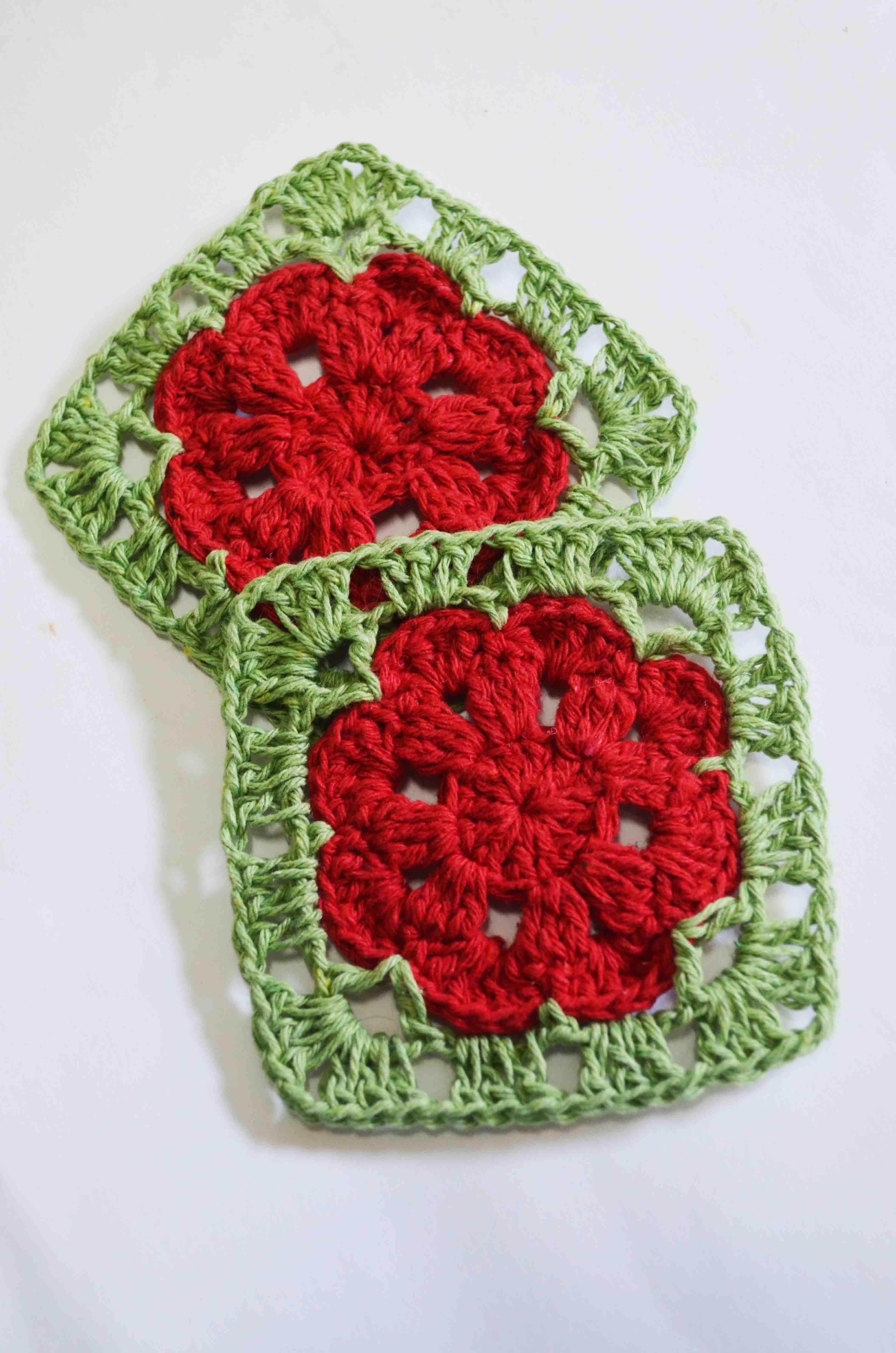 Square De Flor Rasteira Para Tapetes De Croche Ou Passadeiras Diy Flor De Croche Simples Padroes De Flores De Croche Tapete De Croche Simples