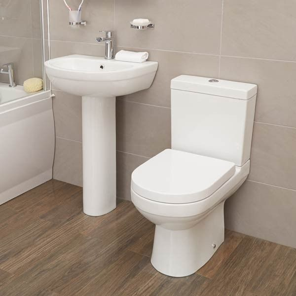 Dee Bathroom Suite. The Superbly