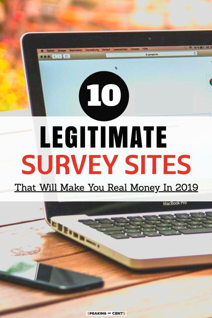 10 Legitimate Surveys Sites That Will Make You $100 Fast