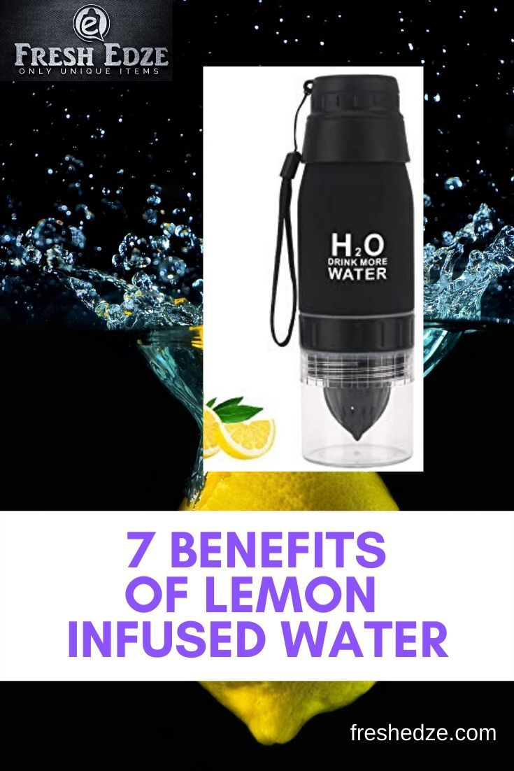 7 Ways Your Body Benefits from Lemon Water 1 It promotes hydration 2 Its a good source of vitamin C 3 It supports weight loss 4 It improves your skin quality 5 It aids di...