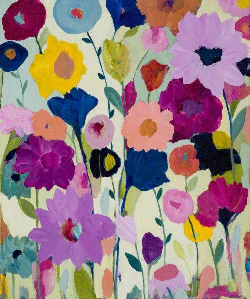 Blooms Have Burst by Carrie Schmitt. www.carrieschmittdesign.com