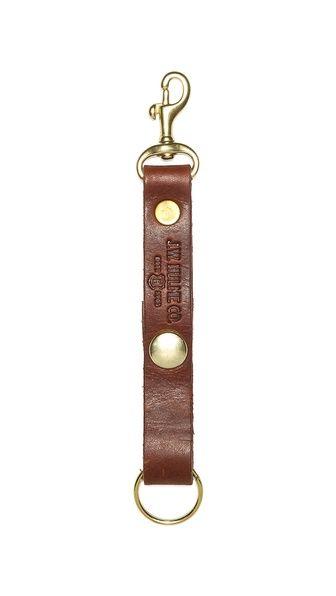 J.W. Hulme Co. American Heritage Leather Key Fob