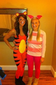 18 cute and unique diy halloween costumes for best friends everyone will love - Cute And Clever Halloween Costumes