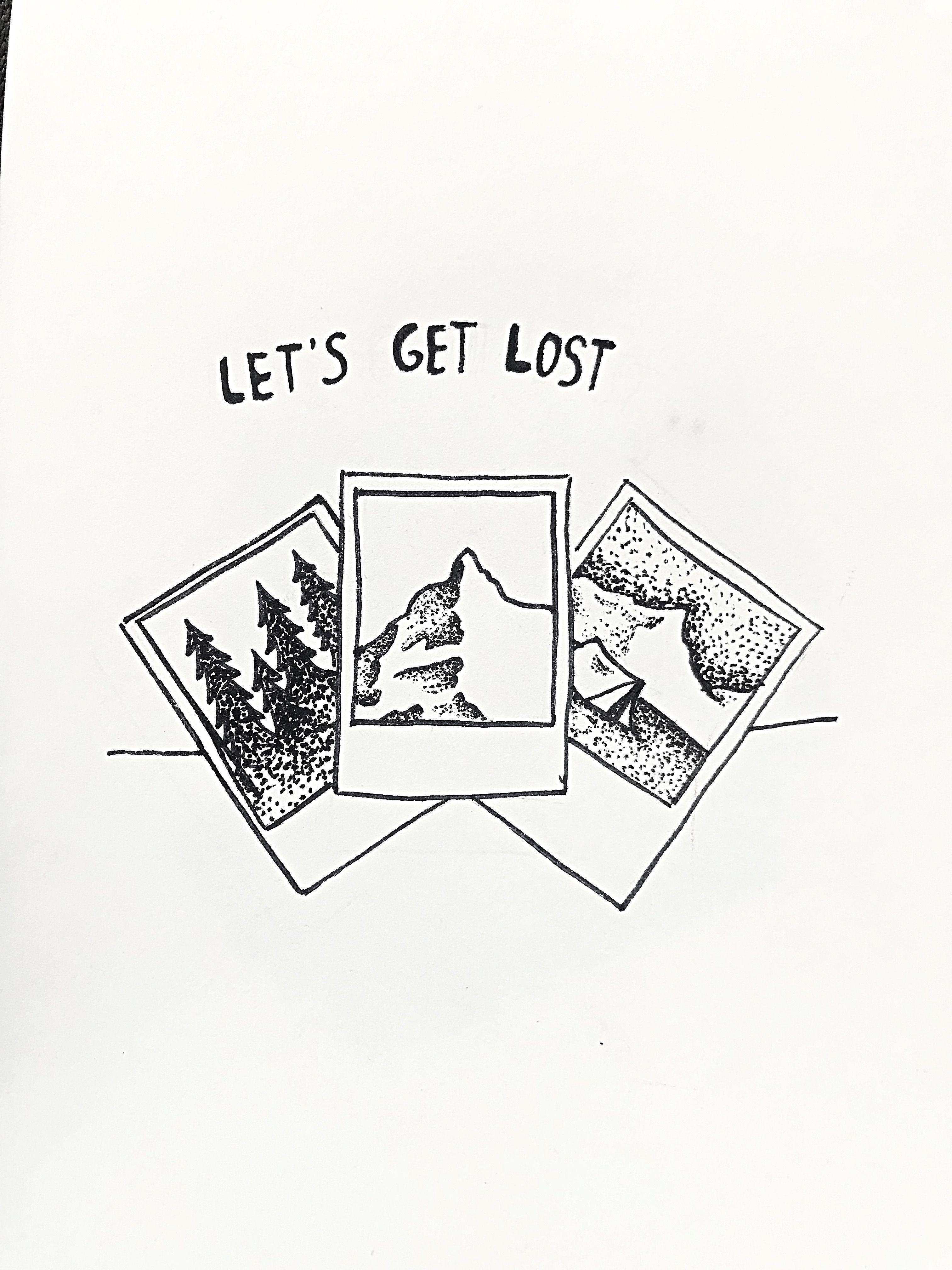 Landscape Illustration Minimalist - Landscape Illustration