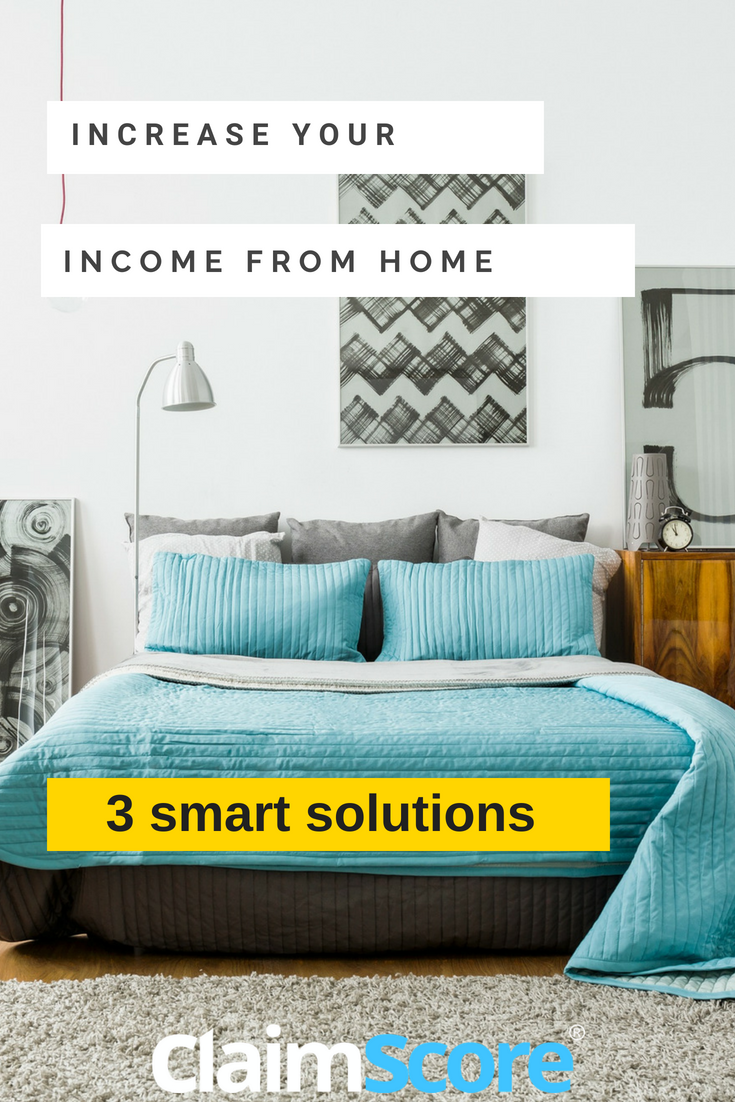 How To Increase Your Regular Income From Home Home Home Insurance