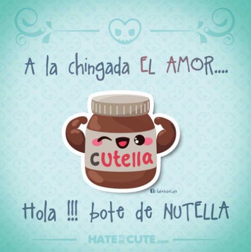 Estados Para Whatsapp Muy Graciosos Nutella Frases Frases Cute