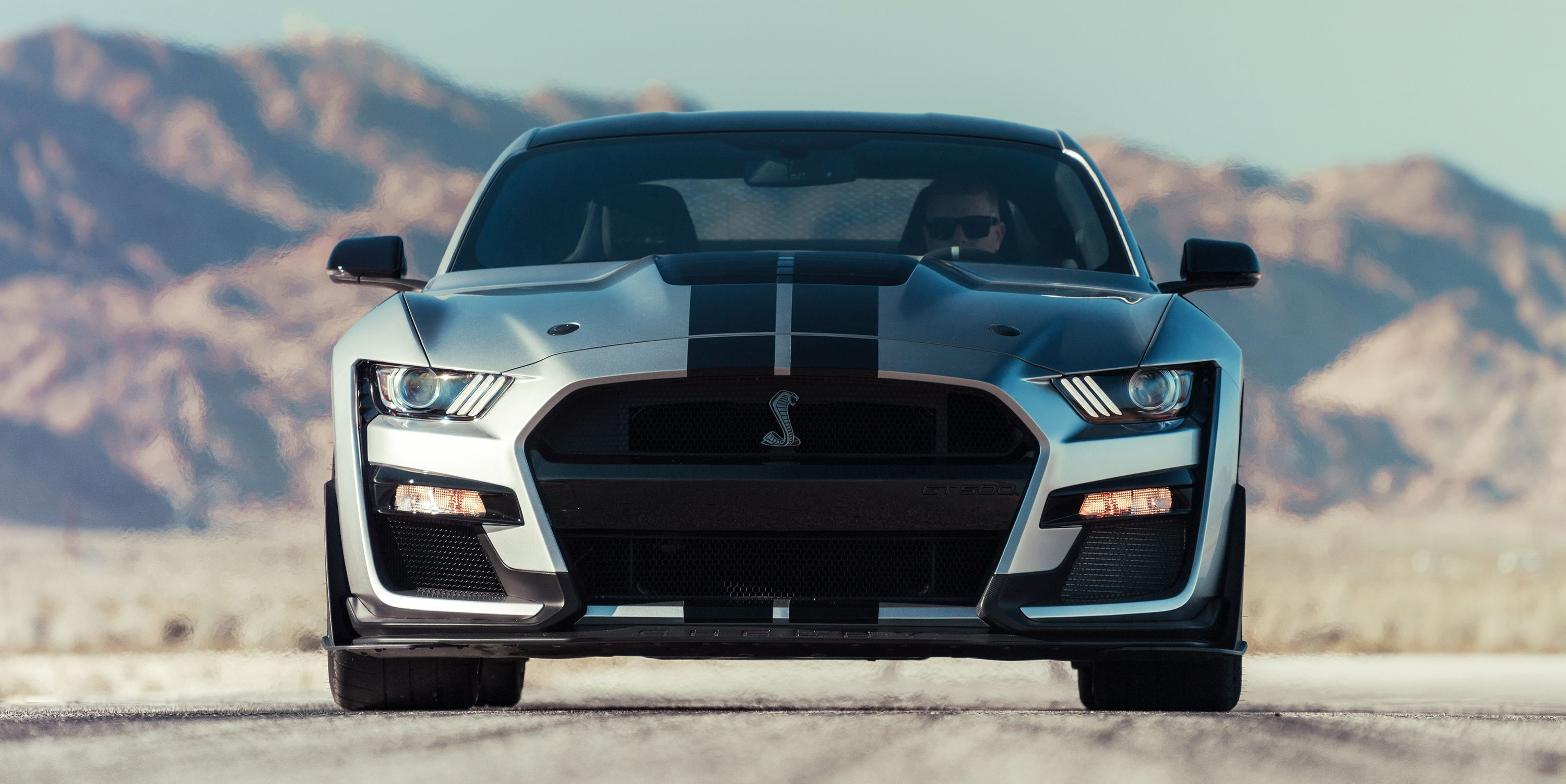 The 2020 Ford Mustang Shelby Gt500 Will Be Limited To 180 Mph