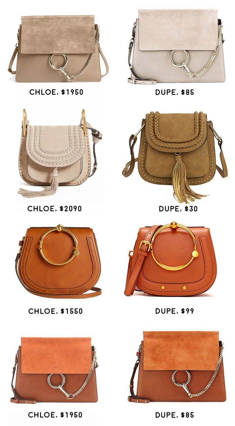 8868d4985a3 The Best Chloe Look Alike Bags (And Where to Find Them) | Fashion ...