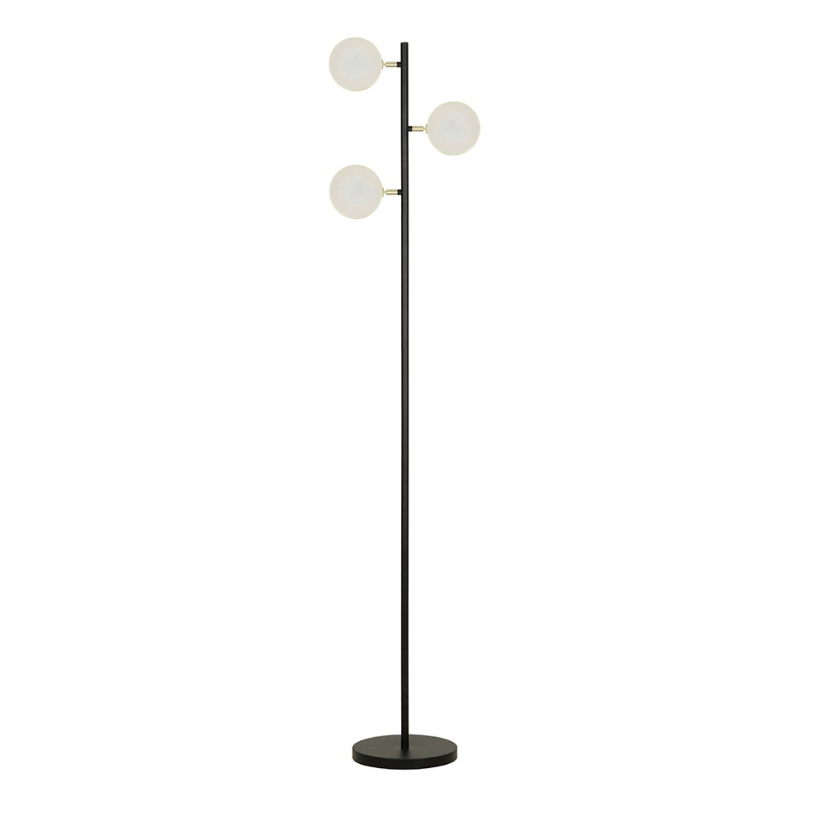 Cresswell Lighting Track Tree Floor Lamp Tree Floor Lamp