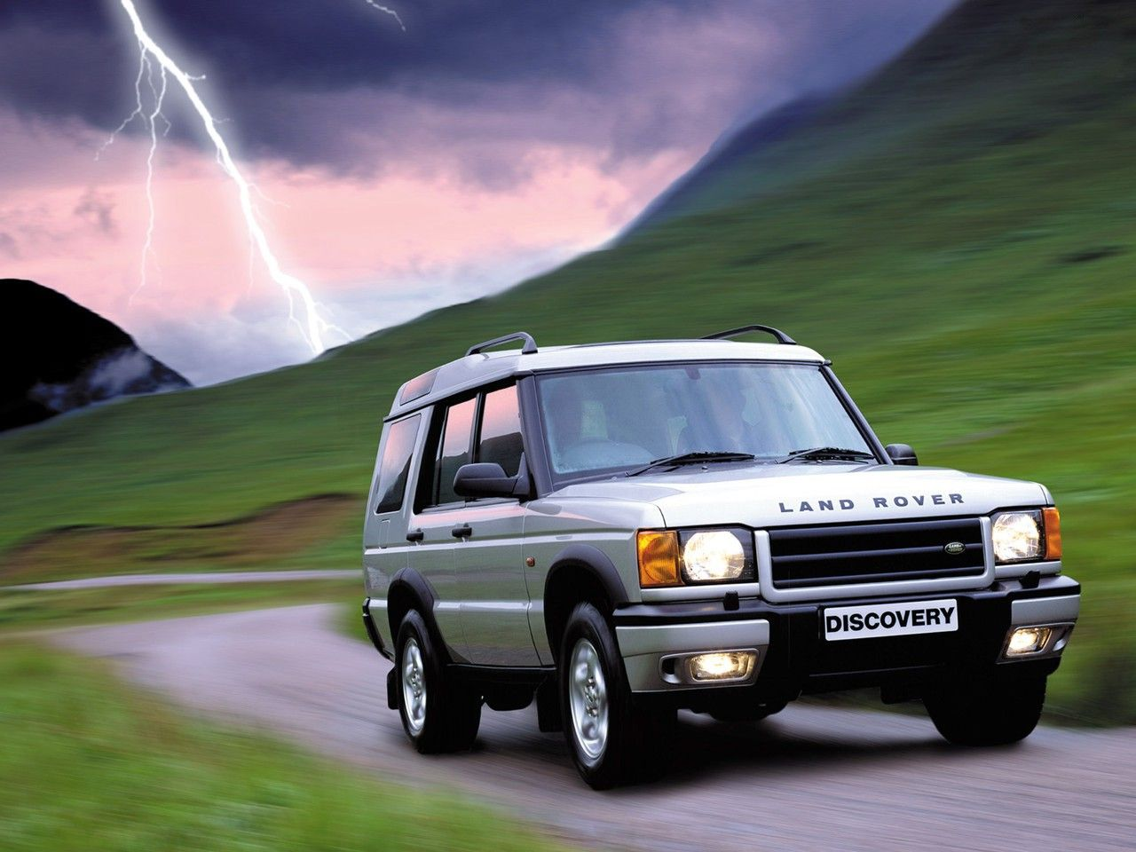 Land Rover Discovery Series II UKspec '19982003 in 2020