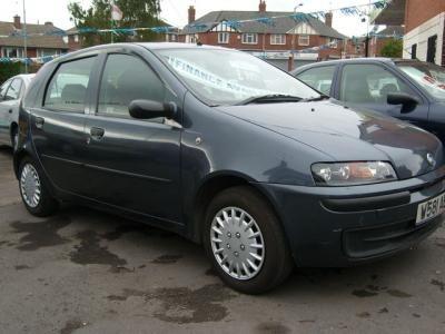 Fiat Punto ELX 14