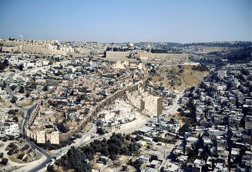 The City of David National Par...