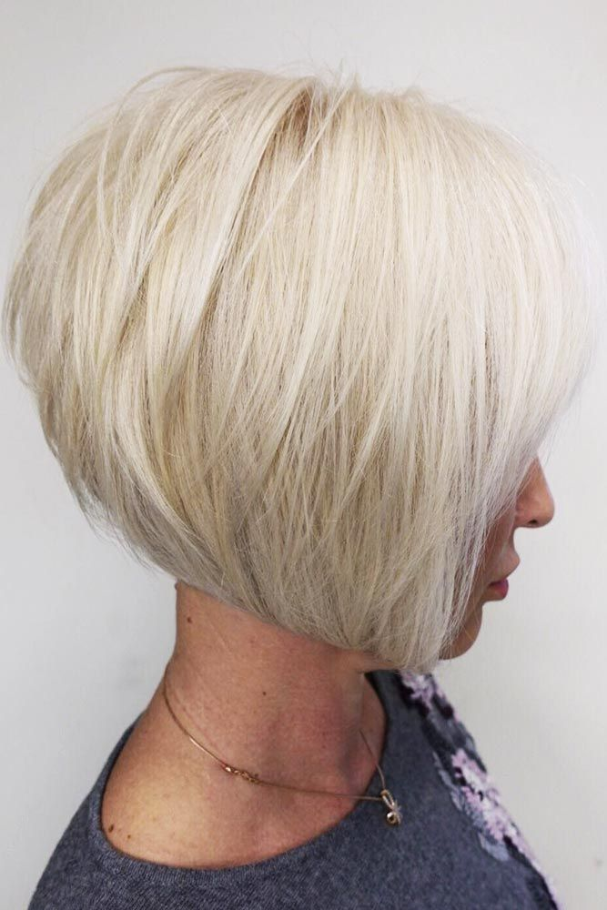 33 Youthful Ideas Of Wearing Bang Hairstyles For Older Women #layeredbobhairstyles