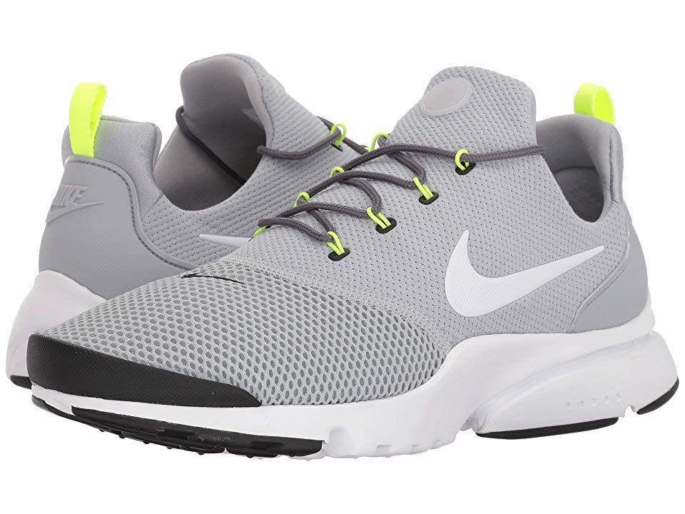 Nike Presto Fly (Wolf Grey/White/Black