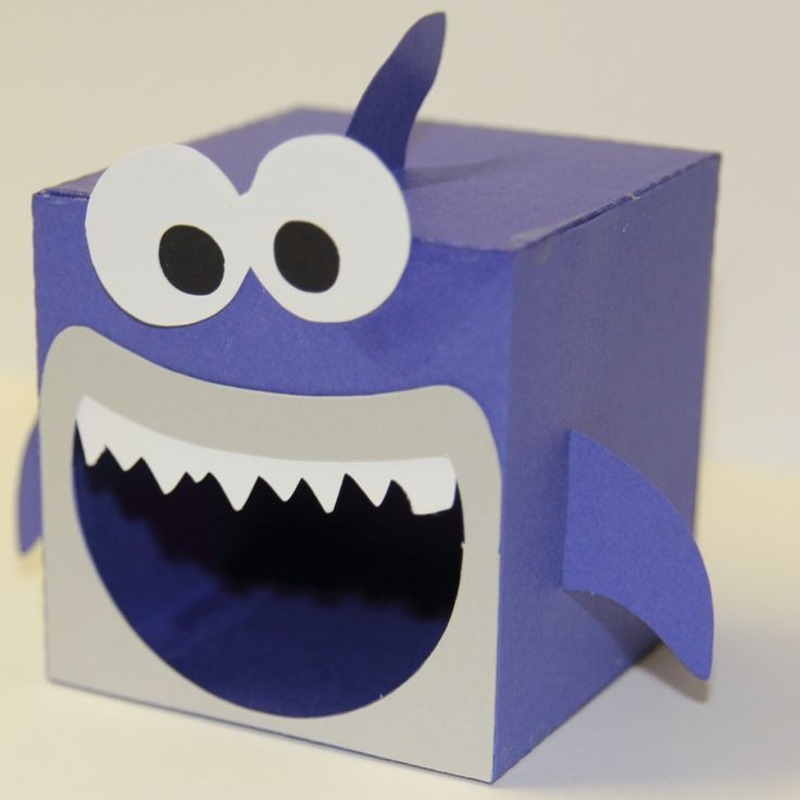 Shark Attack! – Krista's Paper Cafe