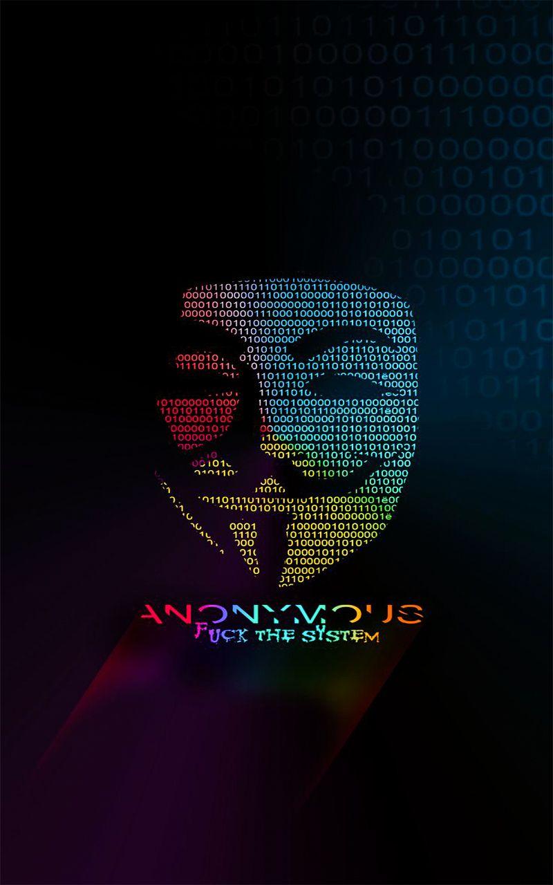 Anonymous Android Wallpaper Fond D Ecran Telephone Fond Ecran Ecran