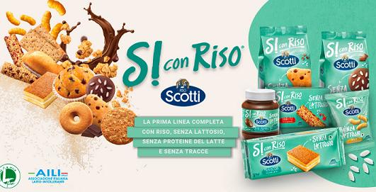 Concorso Radio Italia vinci prodotti Sì Riso Scotti