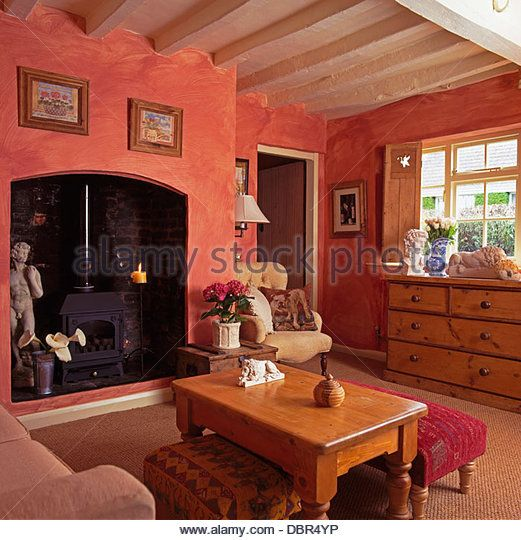 Pin Van Fayenn Rose 5 Op Terracotta Cottage Terracotta Cottage En Living Room Paint