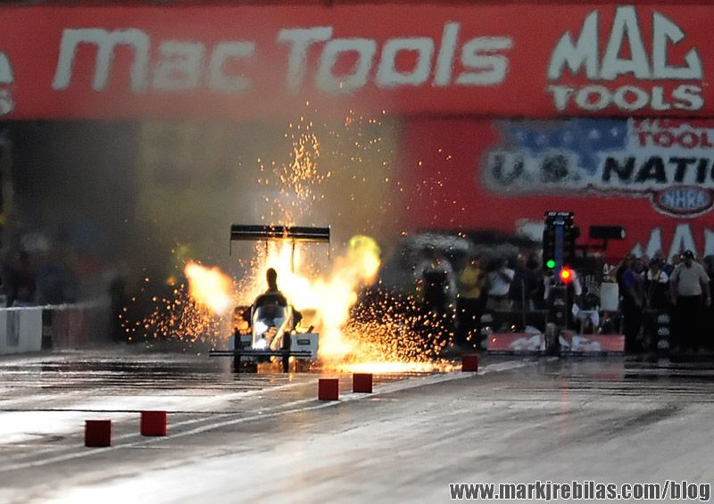 top alcohol dragster explosion crash sports was a nitro explosion