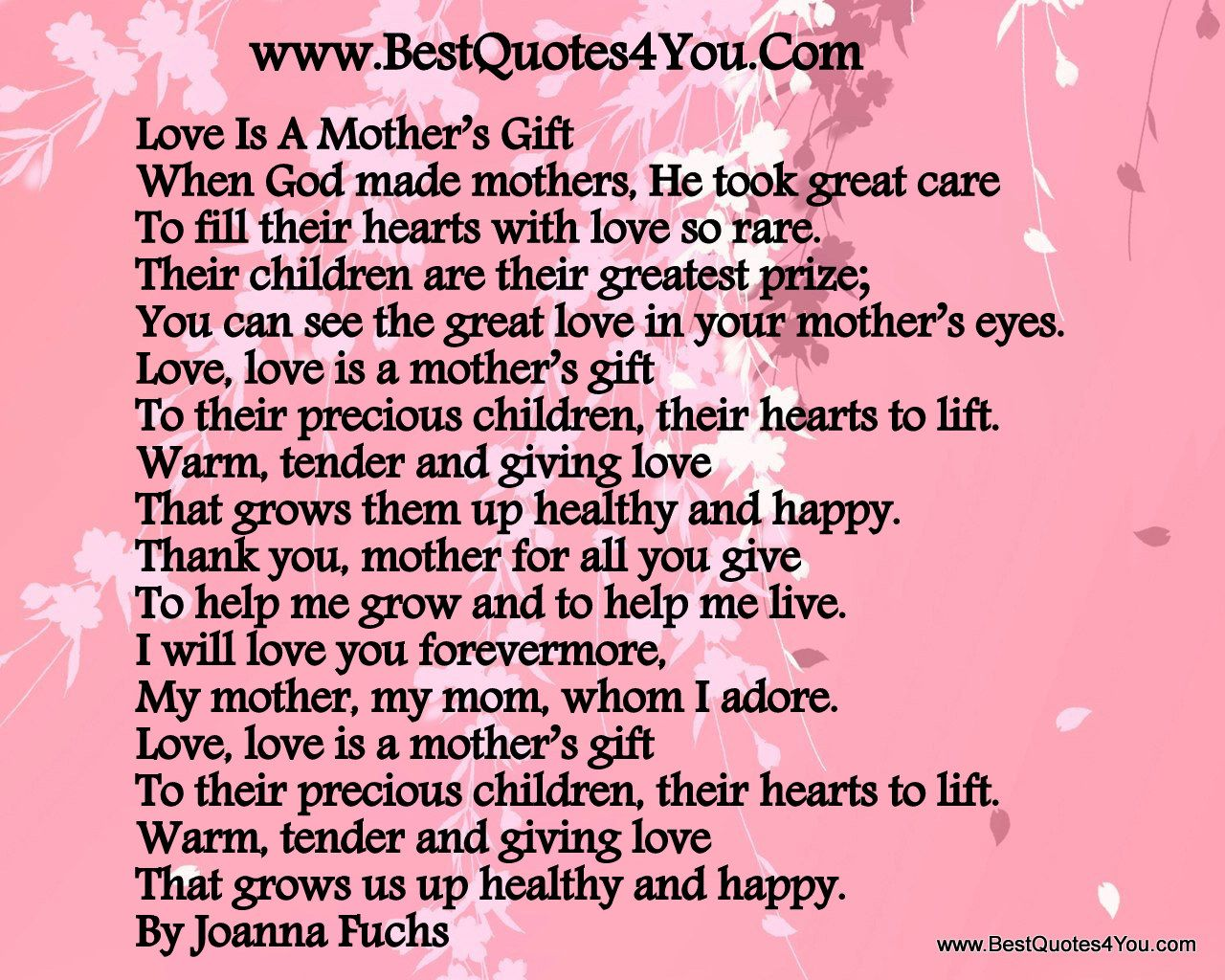 Charmant Mother Daughter Quotes | Can See The Great Love In Your Motheru0027s Eyes. Love,