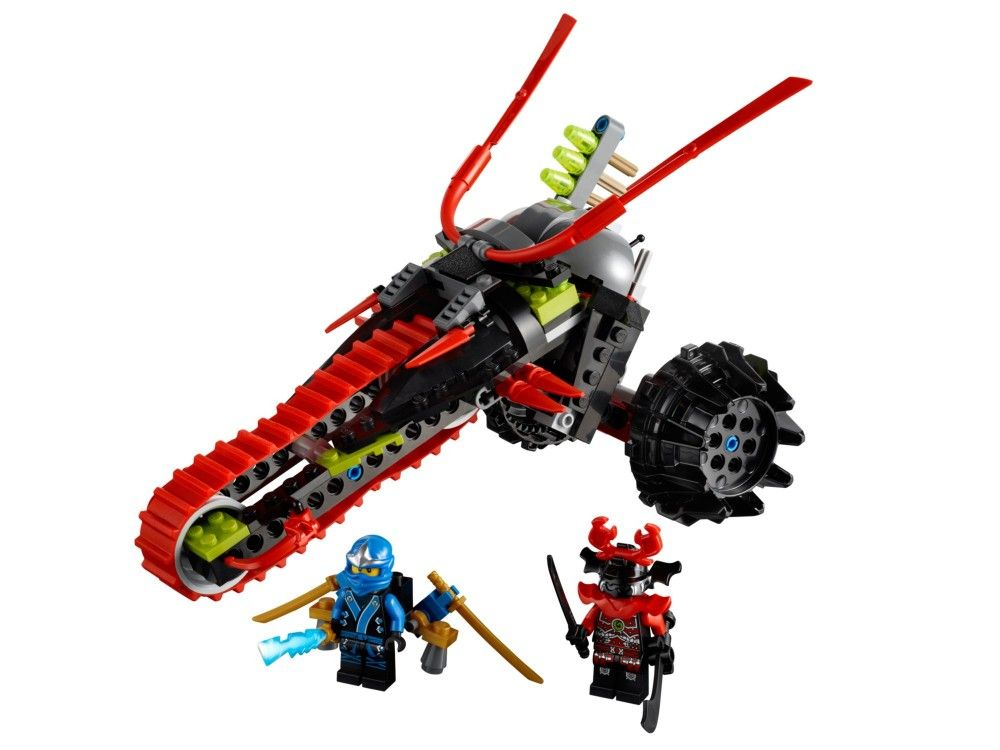 Lego Ninjago Warrior Bike 70501 Lego Ninjago Ninjago Lego Toys