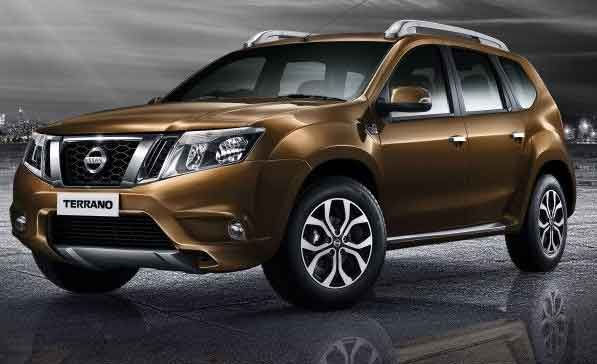 Nissan Terrano AMT ( Automatic ) Specs, Release Date, Price in India ...