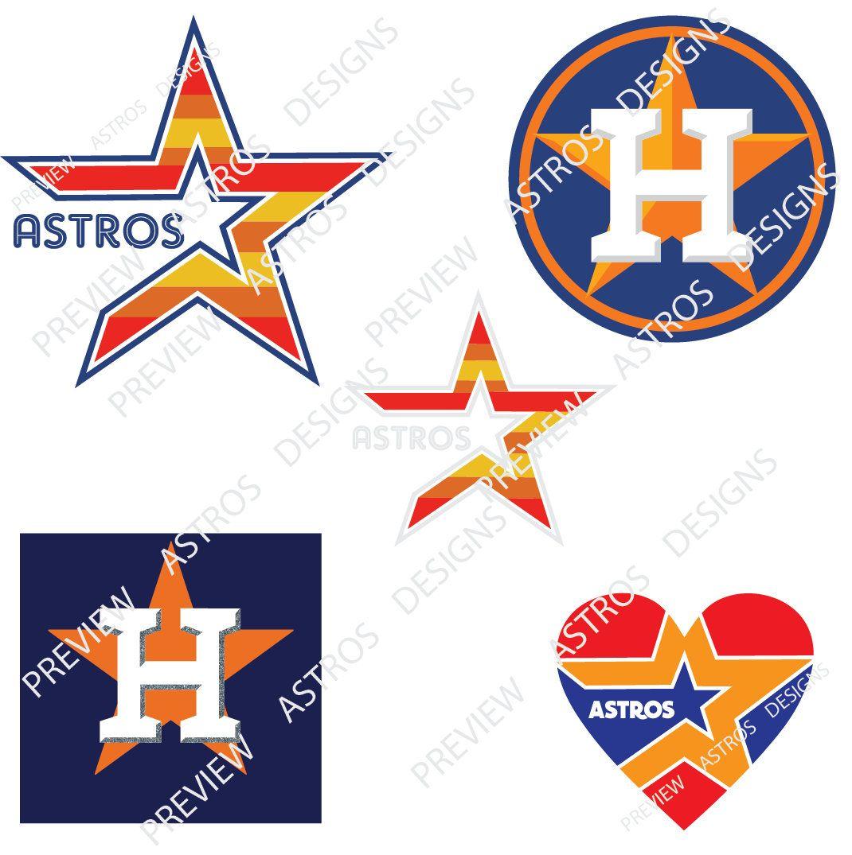 Download Houston Astros, Houston Astros SVG, Love Astros, Retro ...