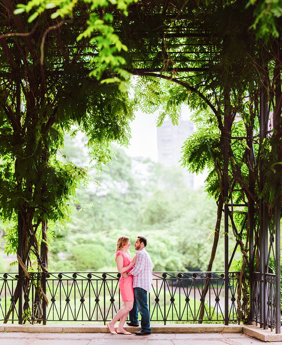 Conservatory Garden Engagement Session Conservatory 640 x 480