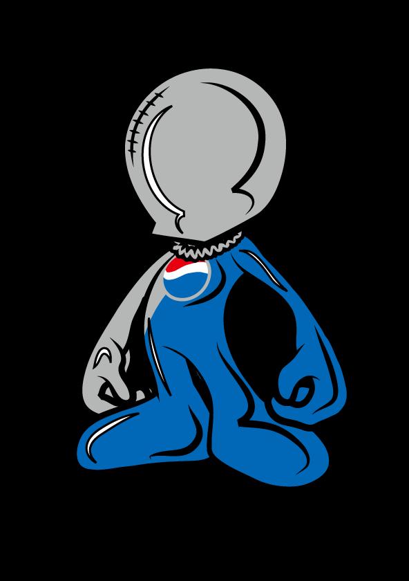 Pepsi Man Pepsi Man Character Art