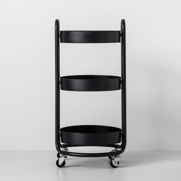 Round Metal Utility Cart Made By Design™ Made by