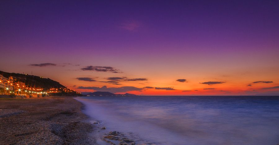 il Colore Viola by Stergos Skulukas on 500px