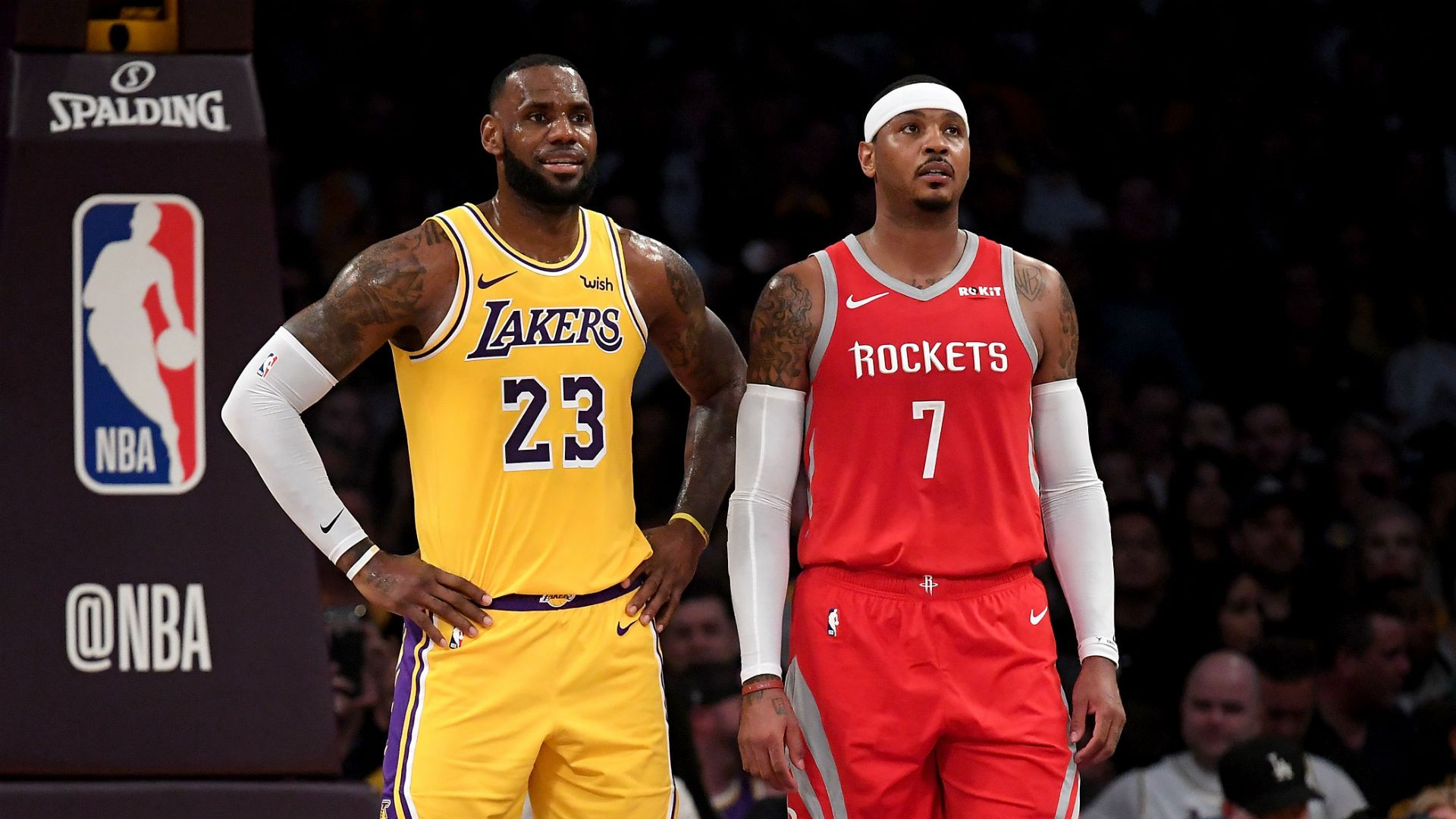 e6268a919b91 Carmelo Anthony to Lakers  not a question for myself