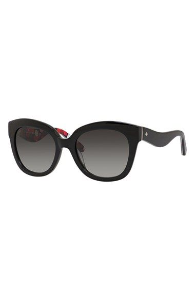 bf4af1b406de kate spade new york kate spade new york  amberly  cat eye sunglasses  available at