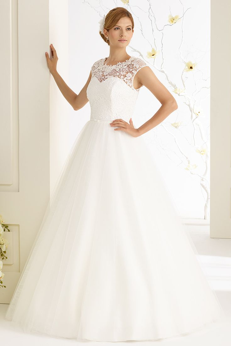 31fdc5459e80 ANNABEL dress from Bianco Evento  bridaldress  weddingdress ...