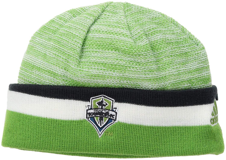 reputable site 1e522 464c2 MLS Seattle Sounders FC Adult Men MLS Fan Wear Watch Cap,  17.37