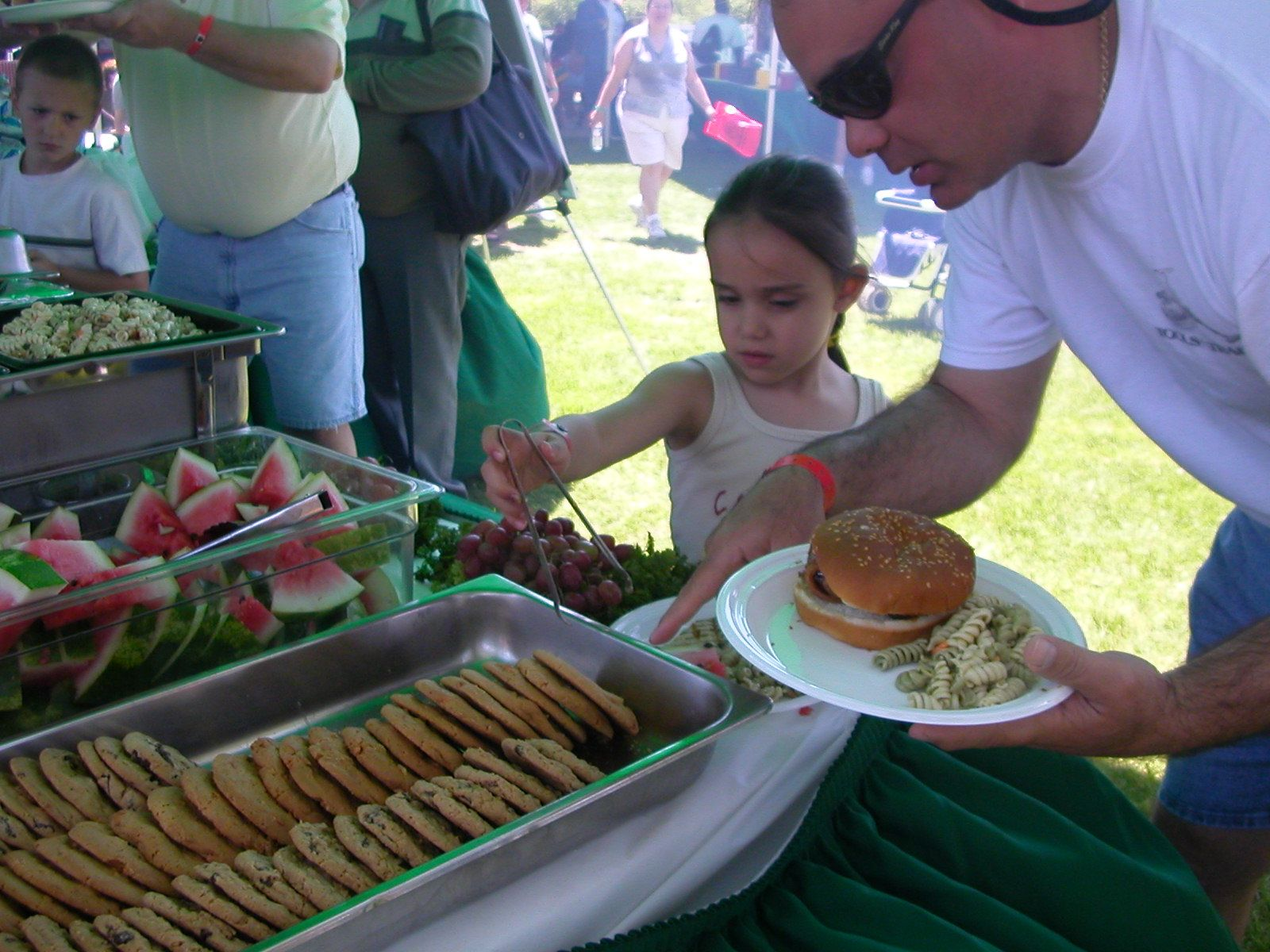 Catering chicago party rentals event catering carnival