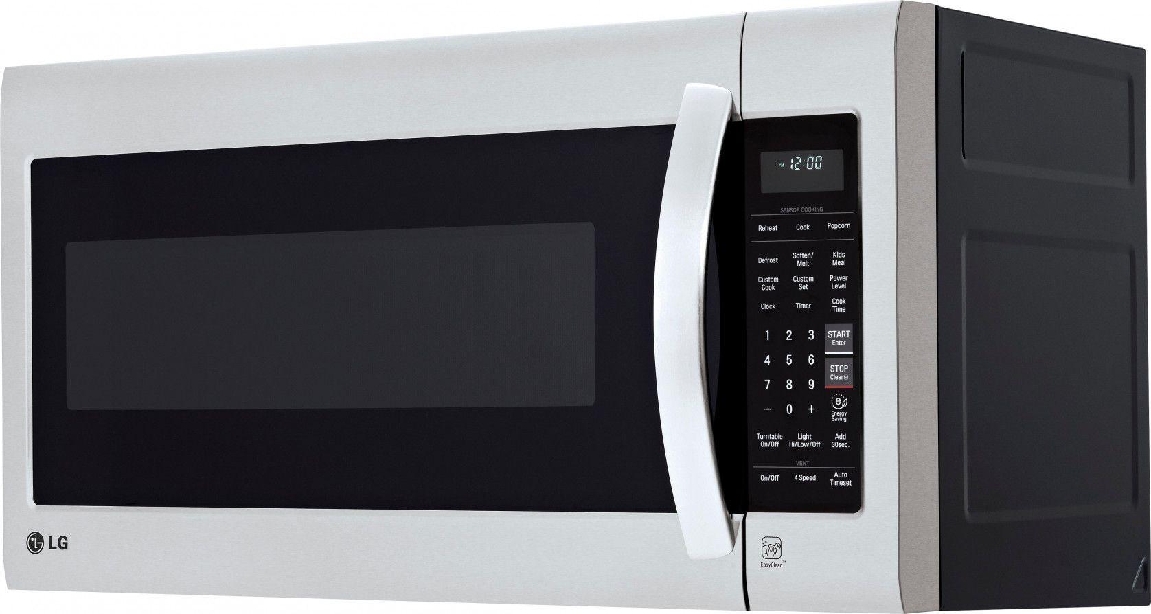 77 lg under microwave kitchen update