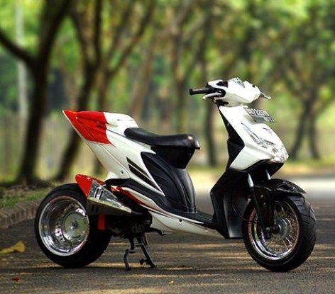 Gambar Modifikasi Honda Beat Esp