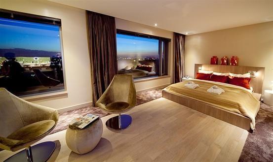 7 van der valk Dusseldorf spirituele suite Zimmer