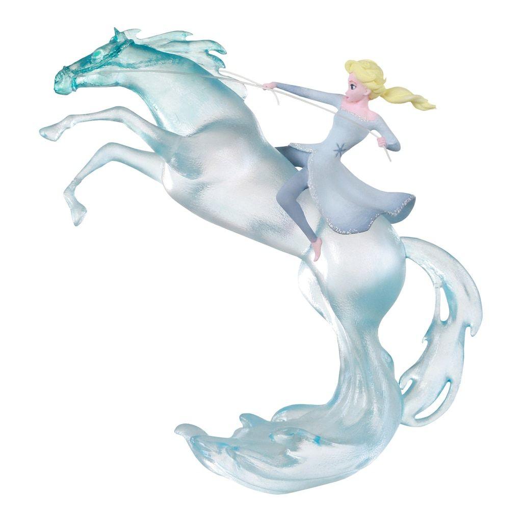 Disney S Frozen 2 Elsa Nokk 2019 Hallmark Keepsake Christmas Ornament Disney Ornaments Disney Frozen 2 Disney Horses