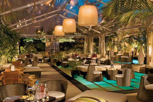 Hotel Zaza Dallas Poolside Reception