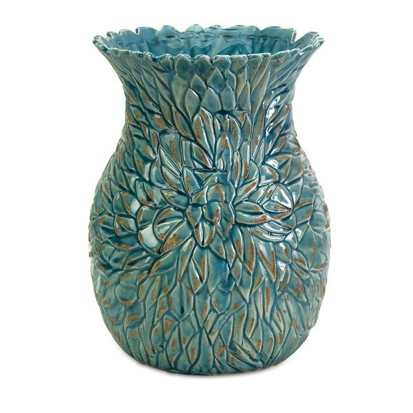 Found it at Joss & Main - Small Lotus Leaves Vase