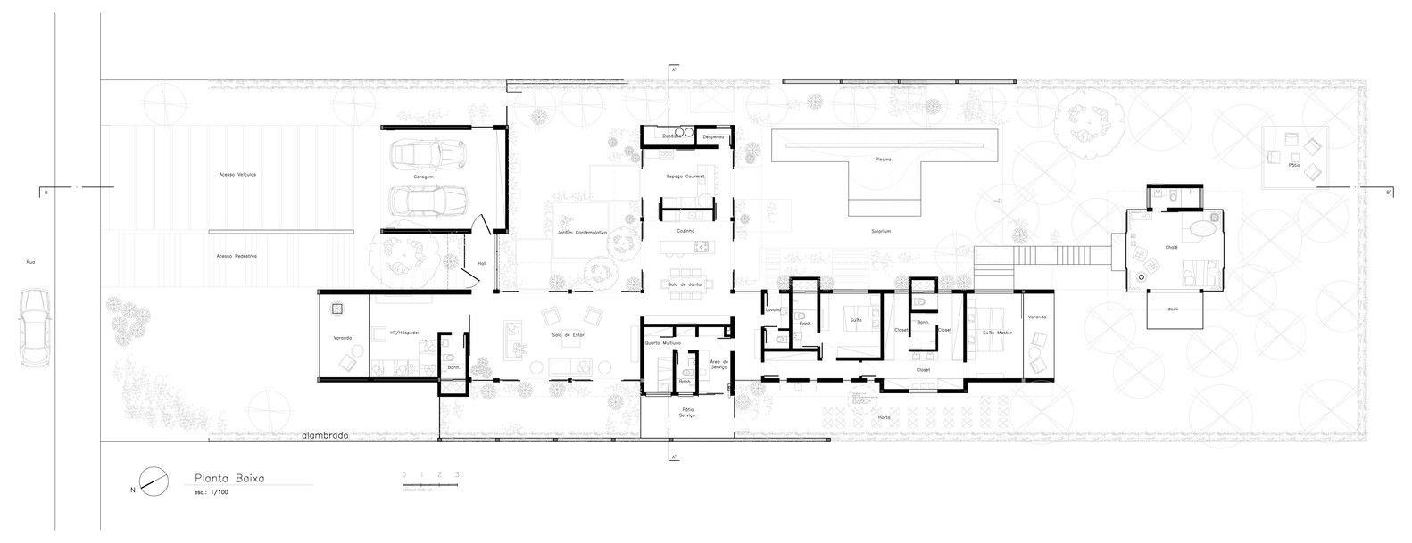 Galería de Casa ME / Otta Albernaz Arquitetura - 26
