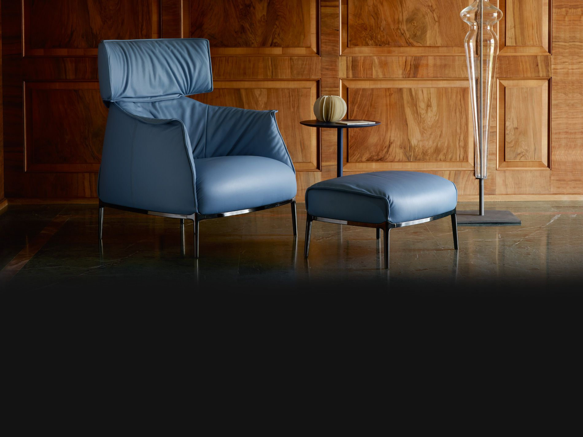 Poltrona Frau Quality From Le Marche With Images Furniture Design Archibald Lounge Chair Zen Furniture