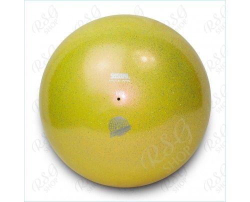 Ball Sasaki M-207AU Y RSG Wettkampfball Gelb 18.5cm FIG