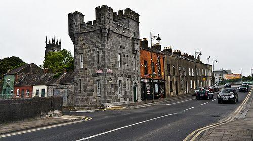 Limerick City Castle Street Verdant Place Limerick City Images Of Ireland Limerick Ireland