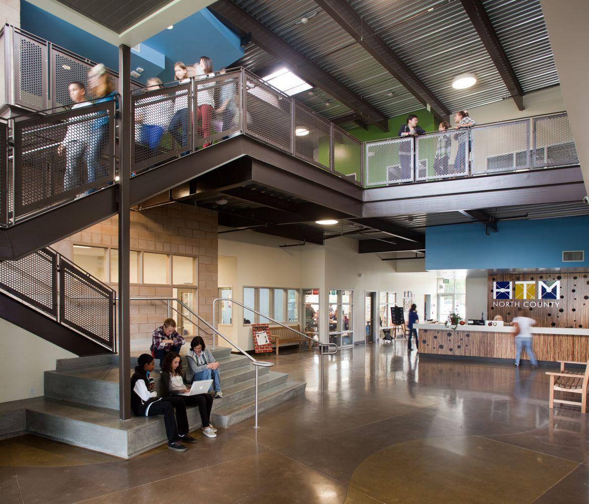 High Tech K8 Studio e architects, Architecture
