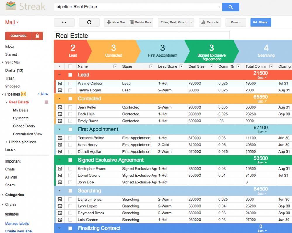 real estate transaction tracker spreadsheet template business