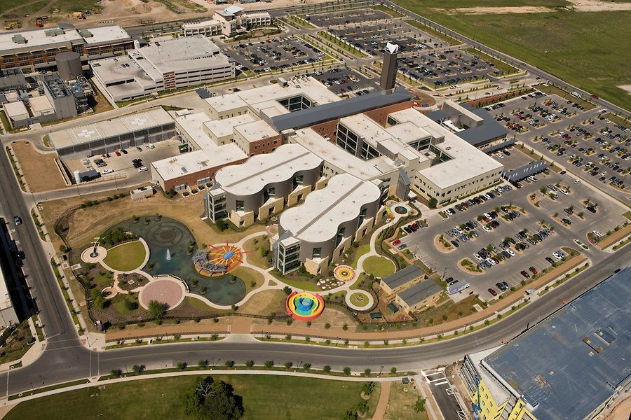 Dell Children's Medical Center, Austin Texas The Dell