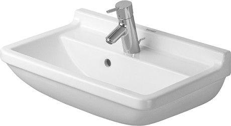 Lavabo Meridian Compacto.Starck 3 Washbasin Compact 030155 Duravit